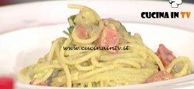 La Prova del Cuoco - Spaghetti freddi con guacamole e gamberi ricetta Gianfranco Pascucci