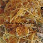 La Prova del Cuoco - Spaghetti mare e monti a modo mio ricetta Hirohiko Shoda
