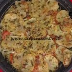 La Prova del Cuoco - Tiella di riso con patate e cozze ricetta Luisanna Messeri