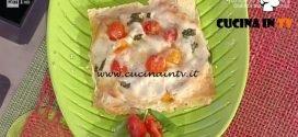 La Prova del Cuoco - Torrette di pane carasau ricetta Anna Moroni