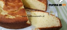 Cotto e Mangiato   Torta alla ricotta ricetta Tessa Gelisio