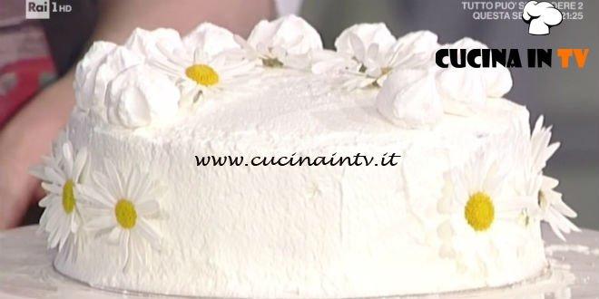 La Prova del Cuoco - Torta degli innamorati ricetta Luisanna Messeri
