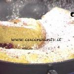 La Prova del Cuoco - Torta di ciliegie in padella ricetta Natalia Cattelani
