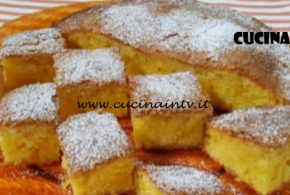 Cotto e Mangiato   Torta di farina al mais e al limone ricetta Tessa Gelisio