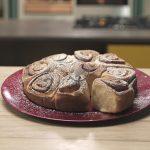 Pronto e postato - ricetta Torta di rose alla cannella di Benedetta Parodi
