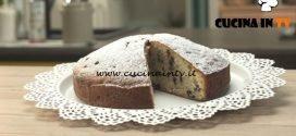 Pronto e postato - ricetta Torta nuvola di Benedetta Parodi