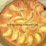 La Prova del Cuoco - Torta soffice di pesche e limoncello ricetta Anna Moroni