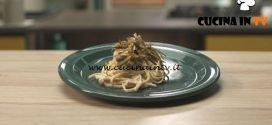 Pronto e postato - ricetta Trenette noci e carciofi di Benedetta Parodi