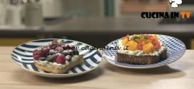 Pronto e postato - ricetta West Toast di Benedetta Parodi