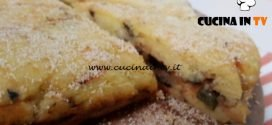 Cotto e mangiato - Pitta salentina ricetta Tessa Gelisio