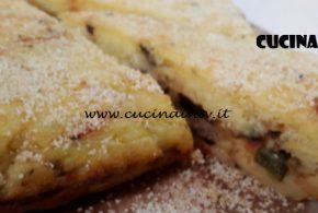 Cotto e Mangiato   Pitta salentina ricetta Tessa Gelisio