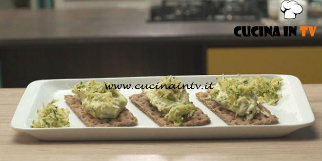 Pronto e postato - ricetta Baccalà croccante di Benedetta Parodi