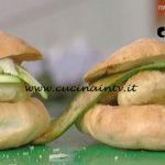 La Prova del Cuoco - Ciabatte rustiche con pollo morbido e zucchine ricetta Daniele Persegani