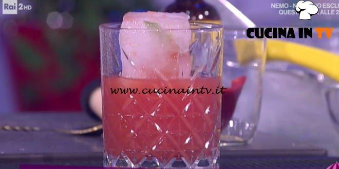 Detto Fatto - Cocktail Negrini ricetta Alessandro Negrini
