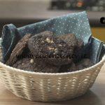 Pronto e postato - ricetta Cookies black & white di Benedetta Parodi