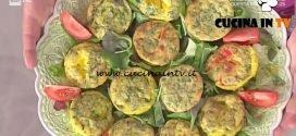 La Prova del Cuoco - Frittatine miste ricetta Anna Moroni