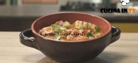 Pronto e postato - ricetta Gamberi saganaki di Benedetta Parodi