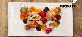 MasterChef 6 - ricetta Giardino di crostacei e verdure di Vittoria Polloni
