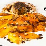 Masterchef Italia 6 - ricetta Insalata tropicale di pollo al caffè di Lalla Pedriali