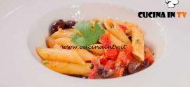 Masterchef Italia 6 - ricetta La migliore puttanesca di Maria Zaccagni