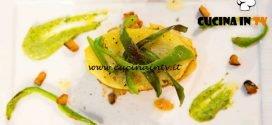 Masterchef Italia 6 - ricetta Lasagnetta di patate con crema di melanzana di Margherita Russo