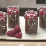 Pronto e postato - ricetta Mousse di cioccolato all'acqua di Benedetta Parodi