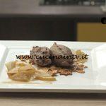 Pronto e postato - ricetta Mousse pere e croccante di Benedetta Parodi