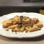 Pronto e postato - ricetta Pasta ai tre peperoni di Benedetta Parodi