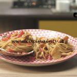 Pronto e postato - ricetta Spaghetti con capesante di Benedetta Parodi