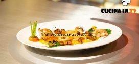 Masterchef Italia 6 - ricetta Strangolaprete vegano di Roberto Perugini