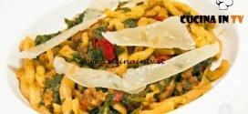 MasterChef 6 - ricetta Strozzapreti con sugo di salsiccia e orecchie di lepre di Lalla Pedriali