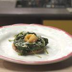 Pronto e postato - ricetta Tuorlo fritto di Benedetta Parodi