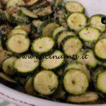 Cotto e mangiato - Zucchine saporite ricetta Tessa Gelisio