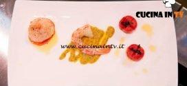 Masterchef Italia 6 - ricetta Bijoux di capesante di Michele Pirozzi