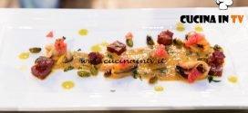 Masterchef Italia 6 - ricetta Cozze gustose di Marco Vandoni