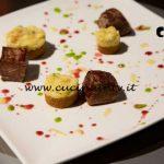 Masterchef Italia 6 - ricetta Micro cheese cake di Giulia Brandi