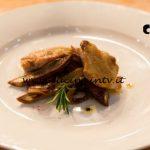 Masterchef Italia 6 - ricetta Petti di quaglia con cipolle all'aceto e verdure croccanti di Giulia Brandi