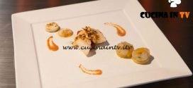 Masterchef Italia 6 - ricetta Sandwich aperto e San Pietro al profumo di liquirizia di Cristina Nicolini