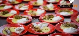 Masterchef Italia 6 - ricetta Strudel di mele di Gabriele Gatti
