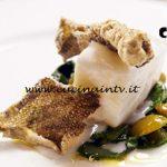 Masterchef Italia 6 - ricetta Baccalà bietole olive verdi e maionese di Antonino Cannavacciuolo