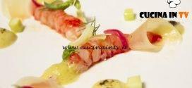 Masterchef Italia 6 - ricetta Ceviche di gamberi rossi lulo e isot di Caceres Roy