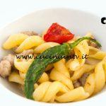 Masterchef Italia 6 - ricetta Gran fusilli con ragù di salsiccia e friggitelli di Cristina Nicolini