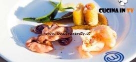 Masterchef Italia 6 - ricetta Parmigiana rivisitata di Giulia Brandi