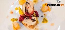 Masterchef Italia 6 - ricetta Rotolo di pollo di Michele Ghedini