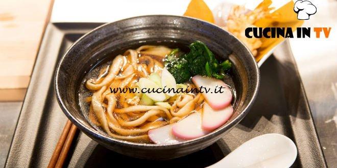 Masterchef Italia 6 - ricetta Tempura udon noodle soup di Margherita Russo