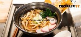 Masterchef Italia 6 - ricetta Tempura udon noodle soup di Cristina Nicolini