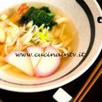 Masterchef Italia 6 - ricetta Tempura udon noodle soup di Daniele Cui