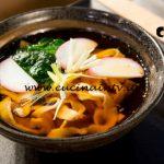 Masterchef Italia 6 - ricetta Tempura udon noodle soup di Gabriele Gatti