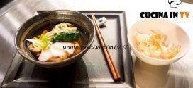Masterchef Italia 6 - ricetta Tempura udon noodle soup di Giulia Brandi