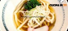 Masterchef Italia 6 - ricetta Tempura udon noodle soup di Loredana Martori